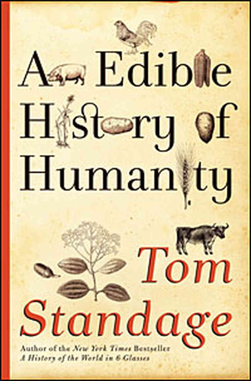Cover of 'An Edible History Of Humanity'
