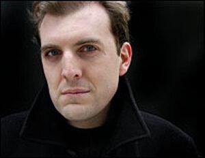 Author Tom Standage