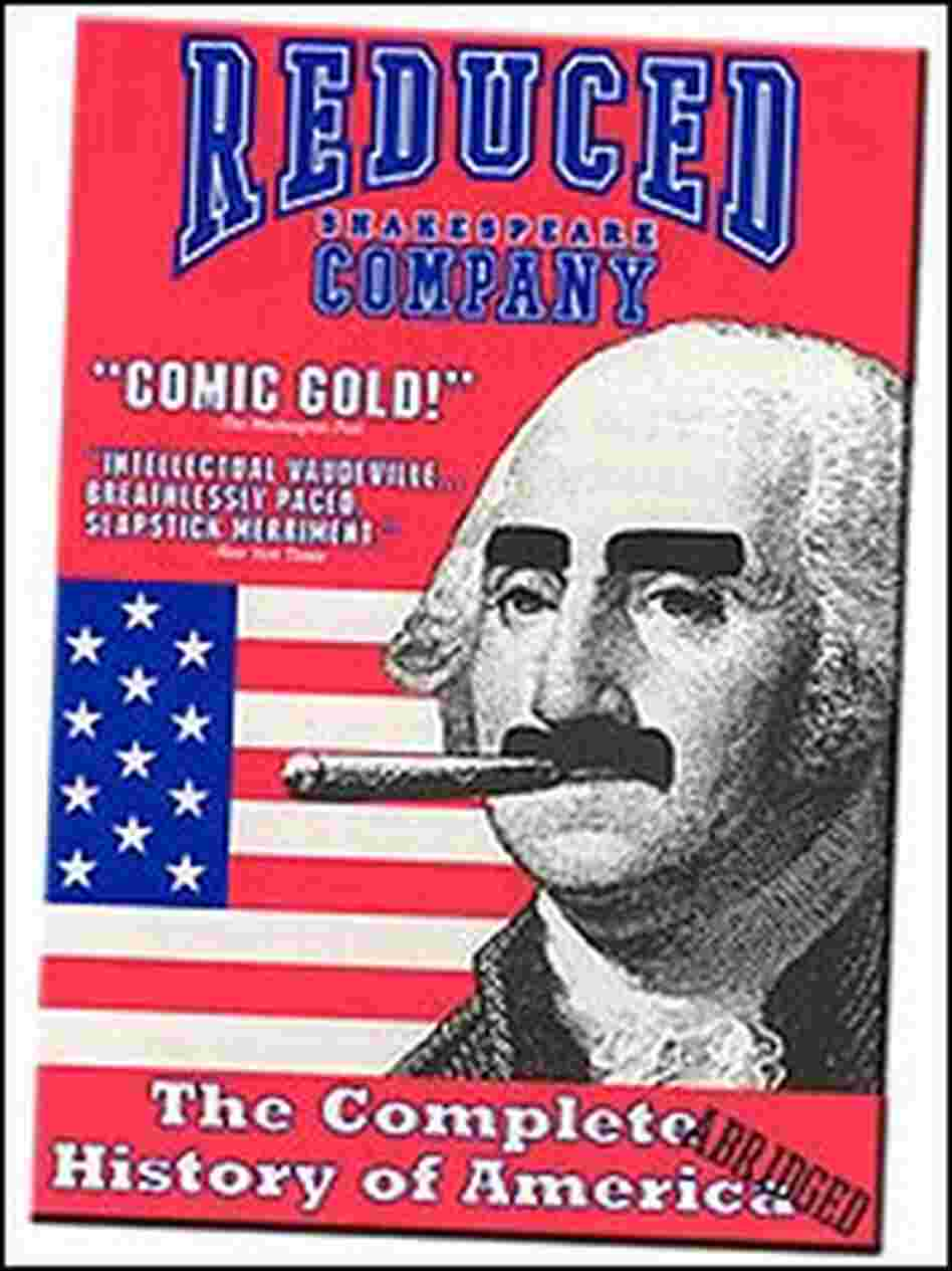 Cover of the Reduced Shakespeare Company's American History