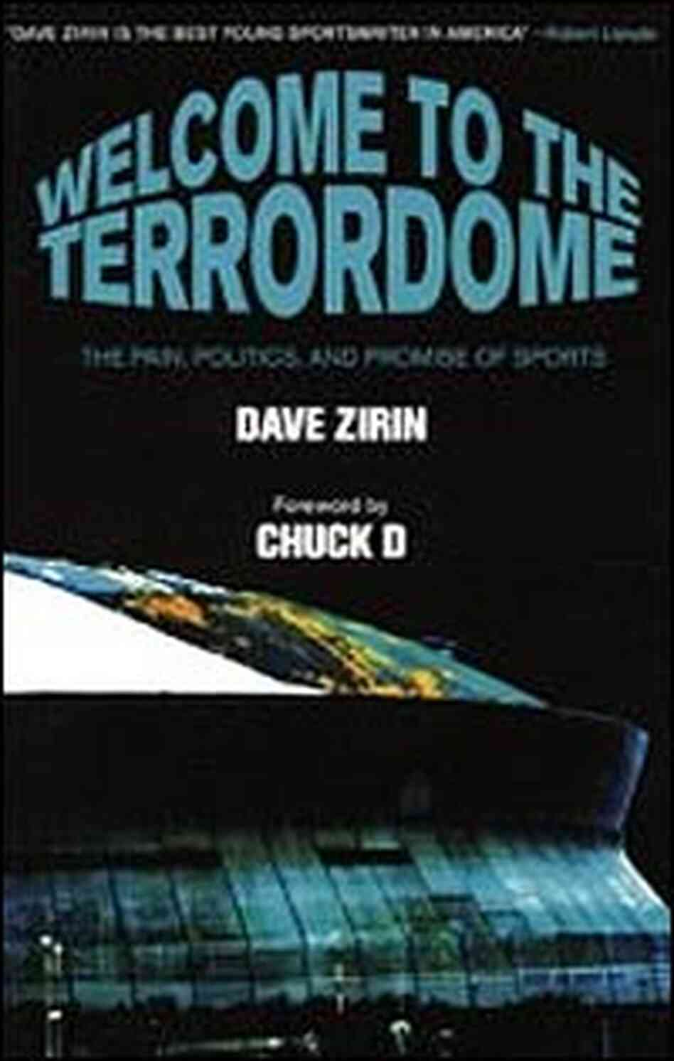 Cover Image: 'Welcome to the Terrordome'