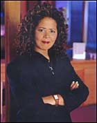 Anna Deavere Smith, playwright, director and National Security Advisor on 'The West Wing'