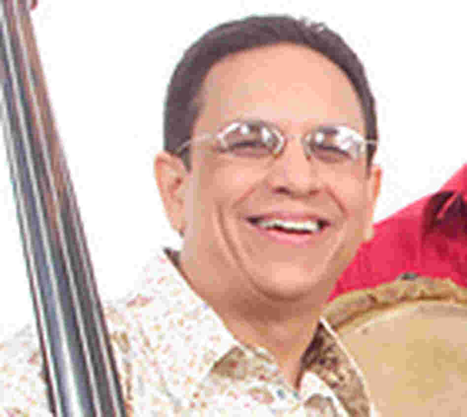 Bassist and band leader Gary Nunez. Photo courtesy Plena Libre