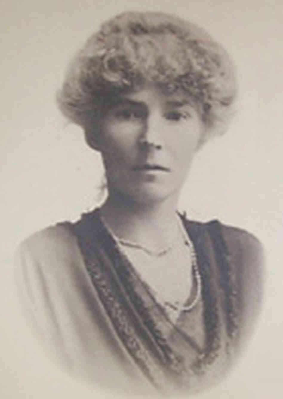 Gertrude Bell A Masterful Spy And Diplomat Npr