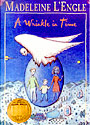 'A Wrinkle In Time' book cover