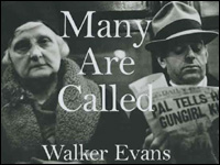 'Many Are Called': Walker Evans' Subway Photos