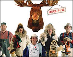 Cover of 'Not Really an Alaskan Mountain Man'