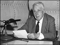 5e1661c1a945 Robert Frost Notebooks Published for First Time : NPR