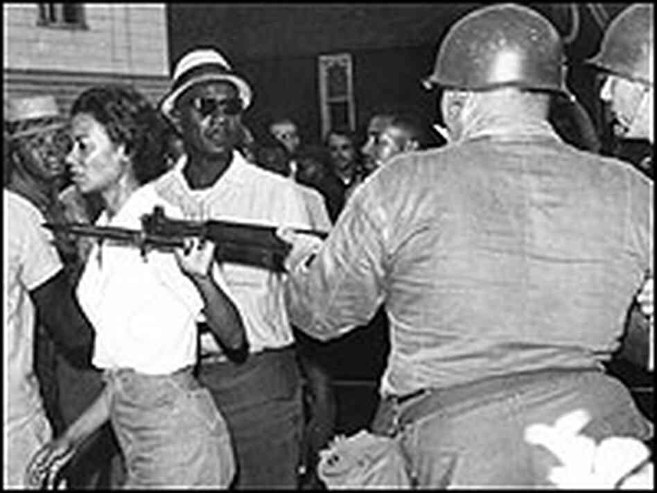 Image of 1963 Protest