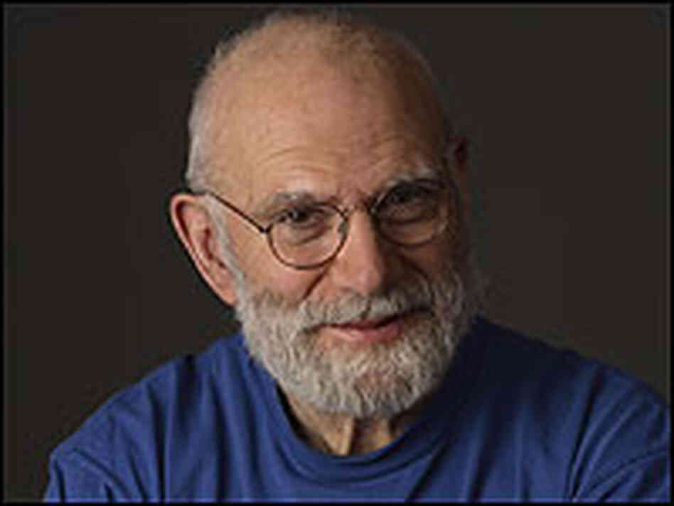 A headshot of Dr. Oliver Sacks