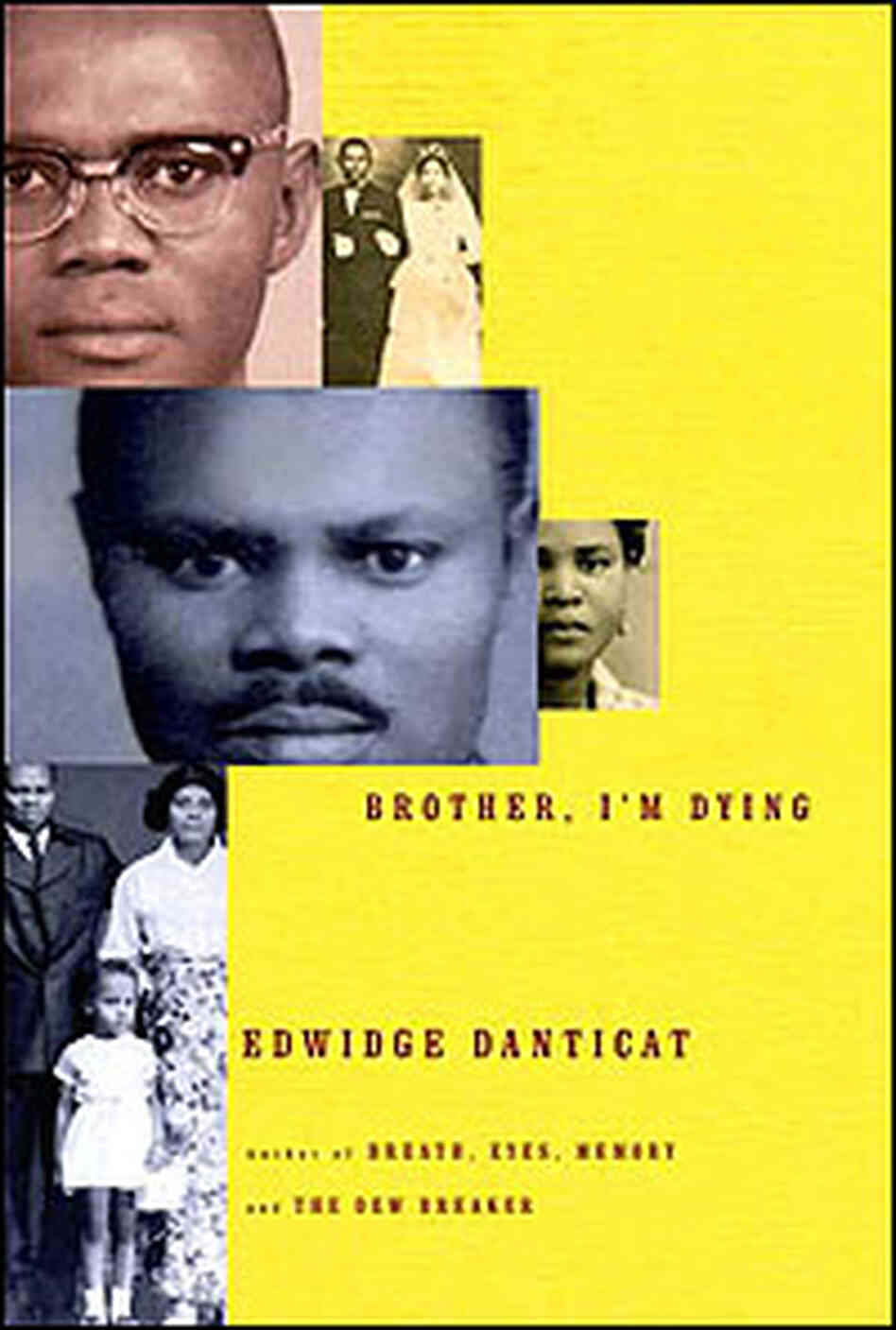 'Brother, I'm Dying' Book Cover