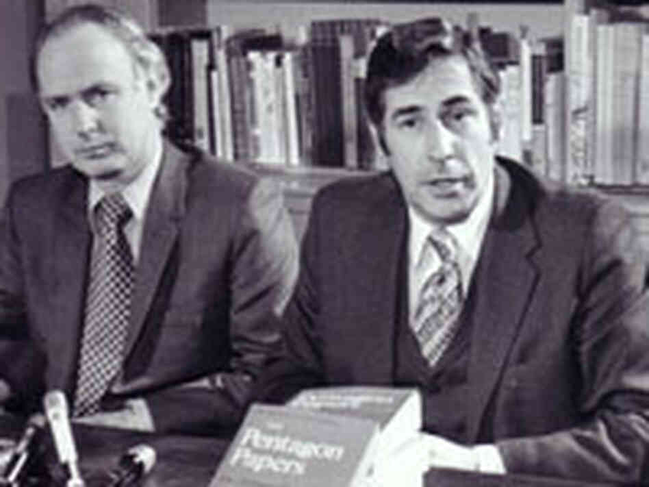 Sen. Mike Gravel in 1971