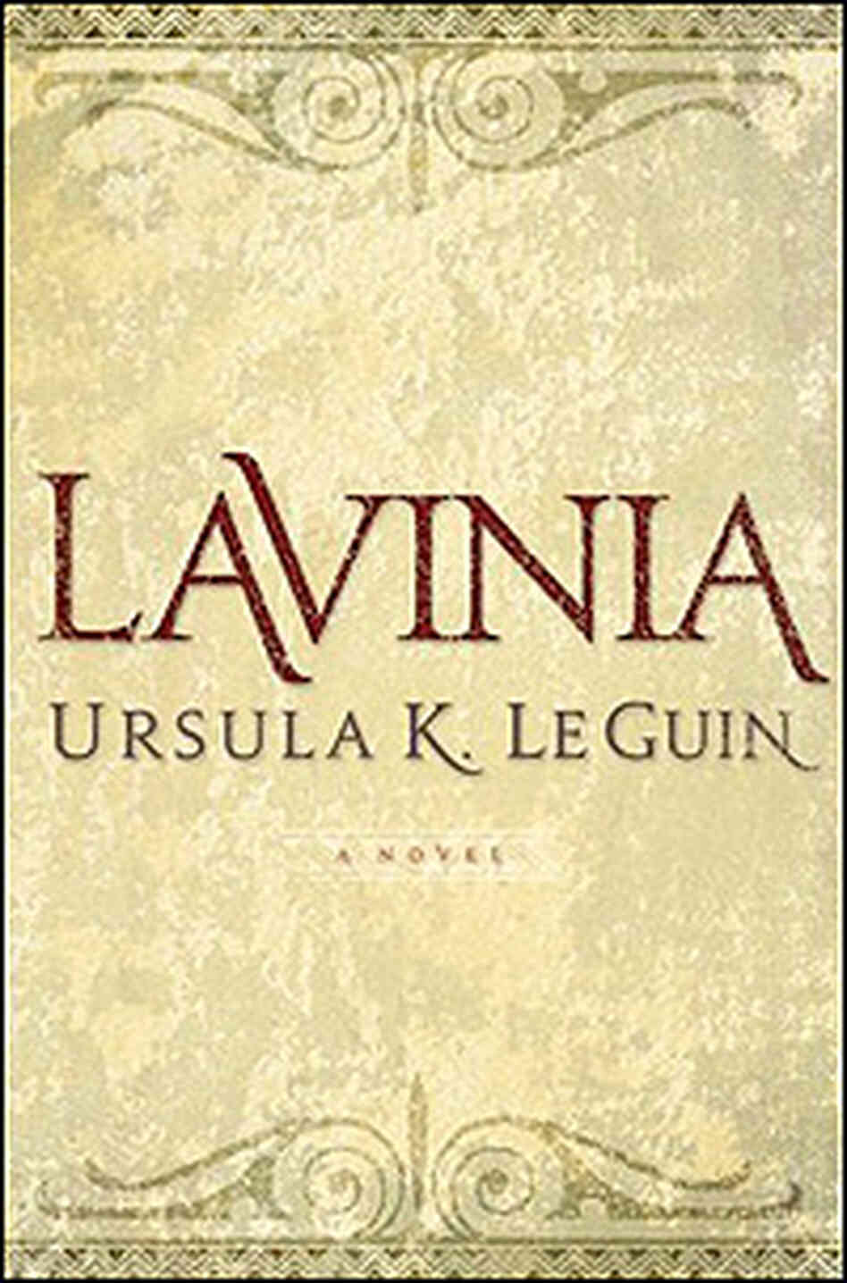 'Lavinia' book cover