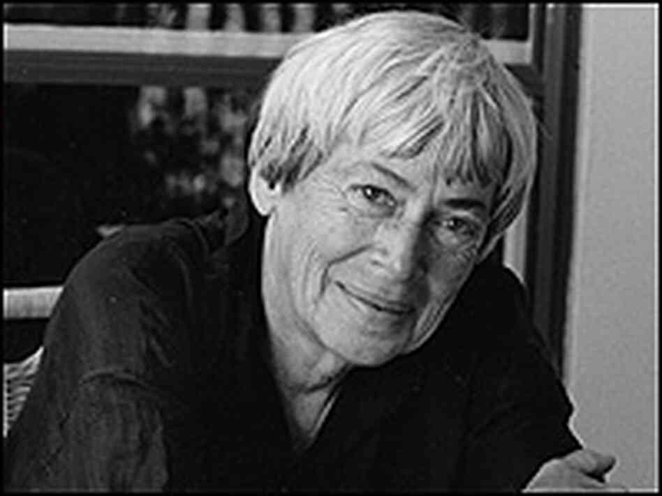 Author Ursula K. Le Guin