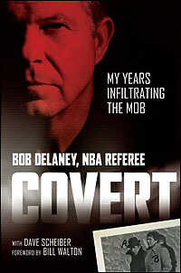 'Covert' Book Cover