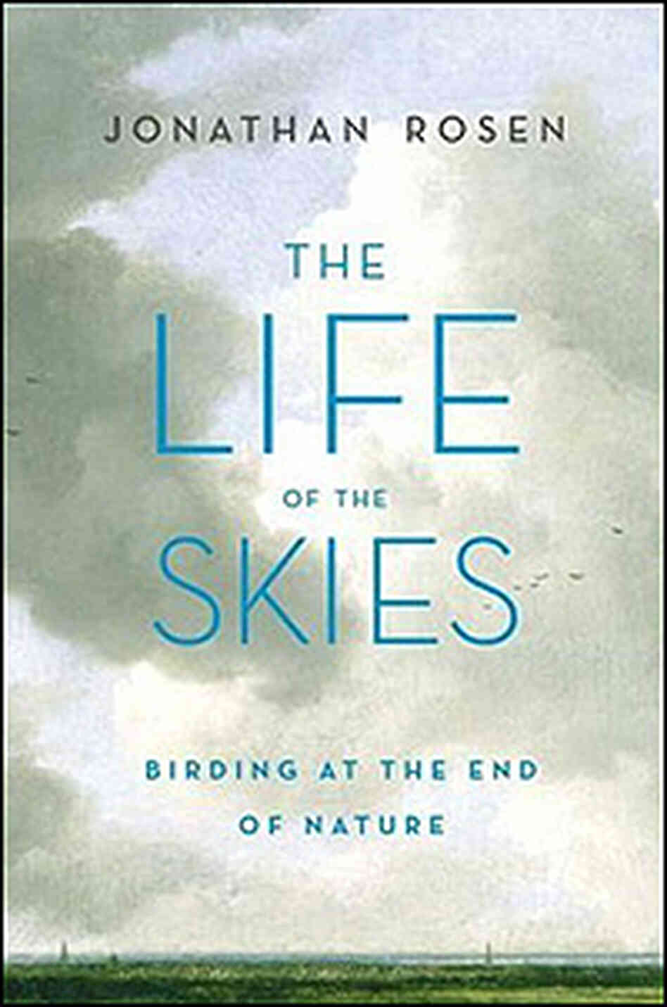 'The Life of the Skies' book cover