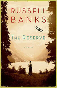 'The Reserve' Book Cover