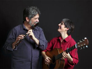 Cindy Kallett and Grey Larsen