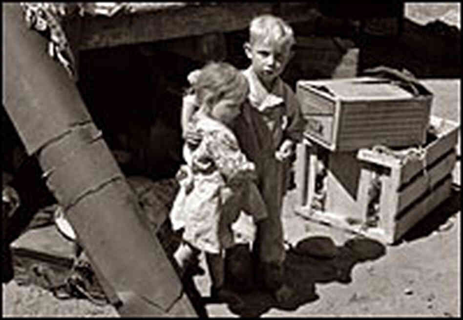Dorothea Lange White Angel Breadline Dorothea lange's photo of