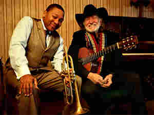 Wynton Marsalis and Willie Nelson 300