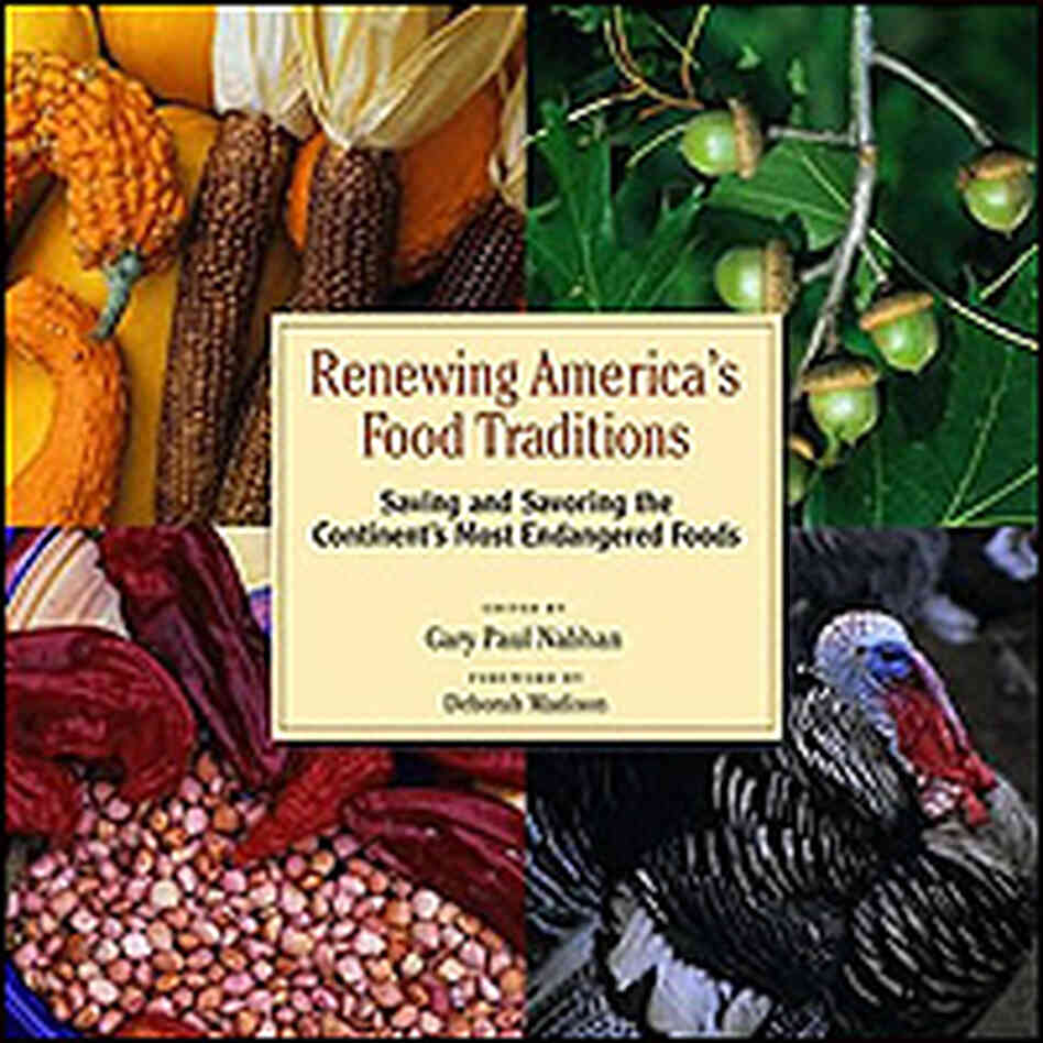 Renewing America's Food Traditions Book Cover