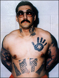 Gangster Reveals Mexican Mafia Secrets : NPR