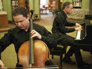 Matt Haimovitz and Geoffrey Burleson 300