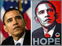 Obama and HOPE Poster