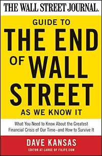 'The End of Wall Street as We Know It'