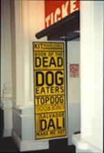 Dead Dog Underdog Poster