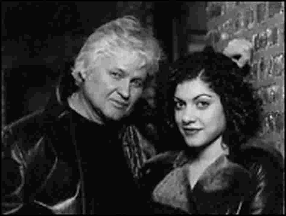 Chip Taylor saw Carrie Rodriguez have been playing music together since 2001.