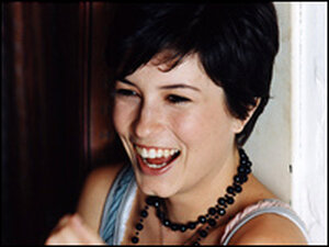 Missy Higgins was discovered by winning an open-call talent show.