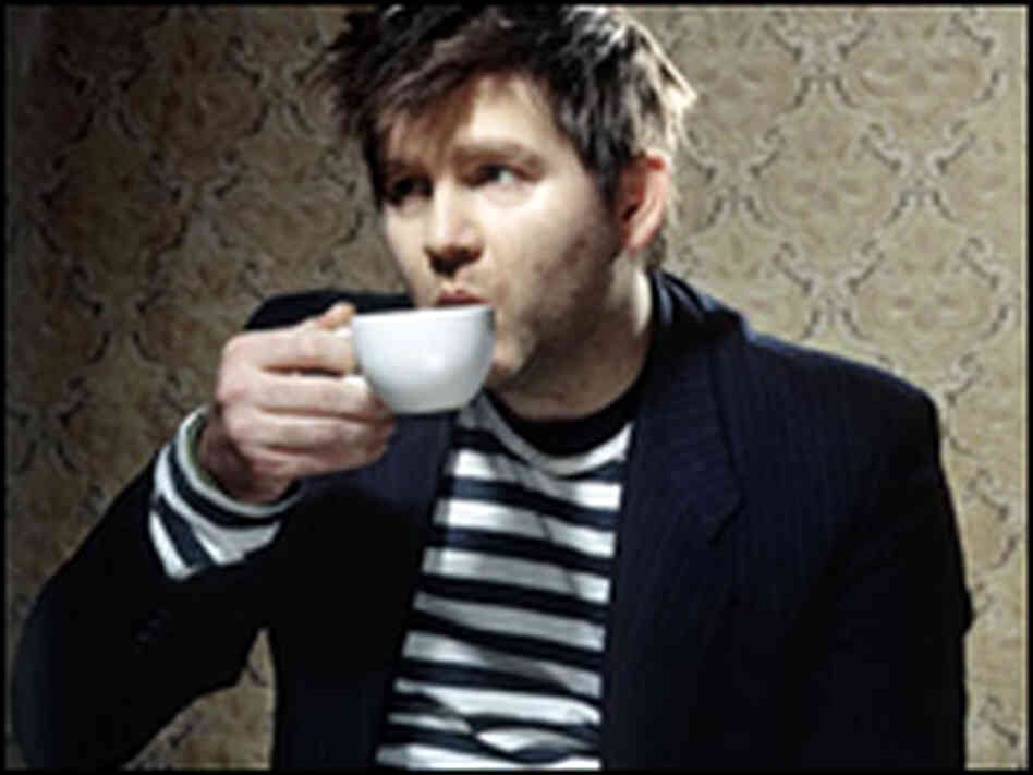 New York-based DJ and multi-instrumentalist James Murphy (a.k.a. LCD Soundsystem)