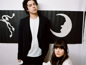 She & Him, photo courtesy of the artists