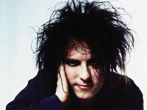 The Cure's Robert Smith (300)