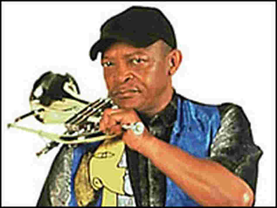 Hugh Masekela's career spans decades of progressive jazz.