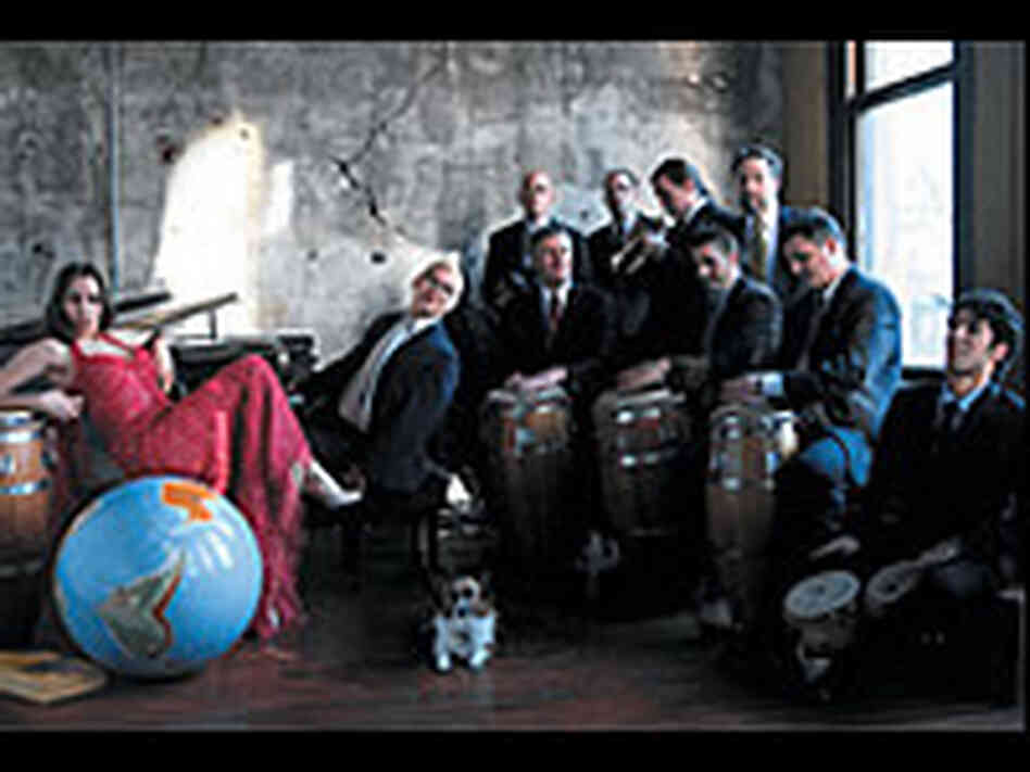 Pink Martini is led by vocalist China Forbes and pianist Thomas M. Lauderdale.
