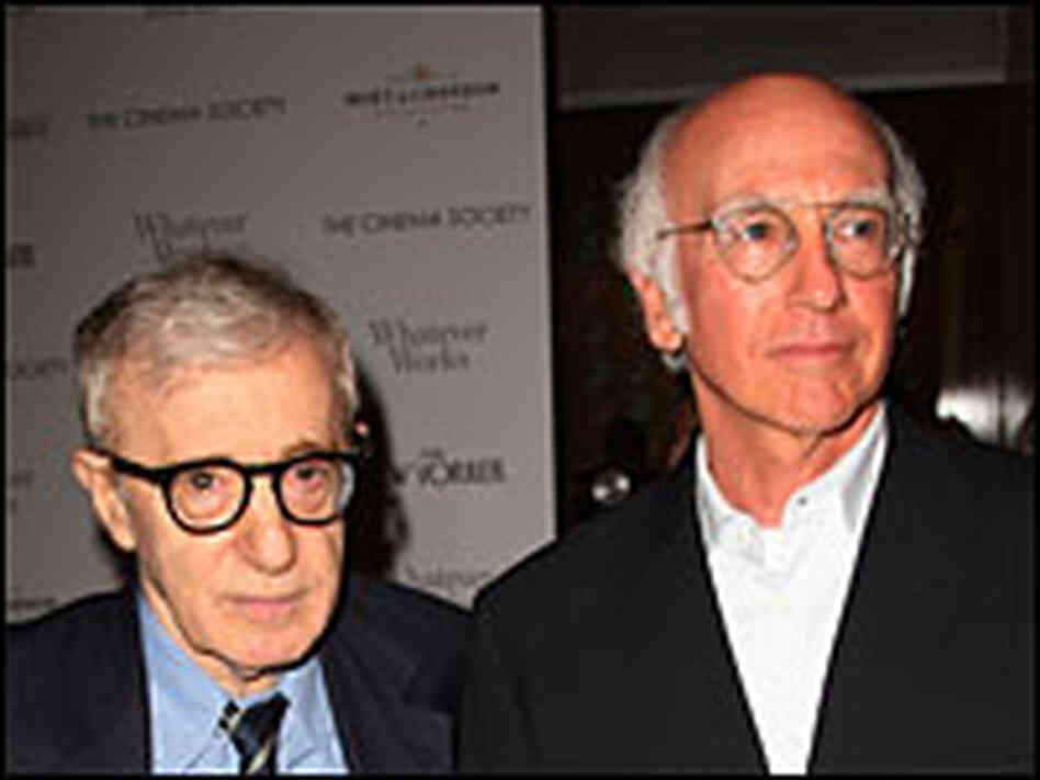 for larry david whatever works well enough npr