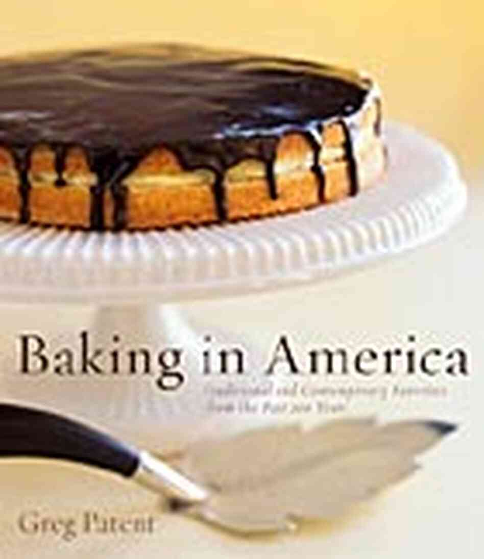 Baking in America cookbook cover