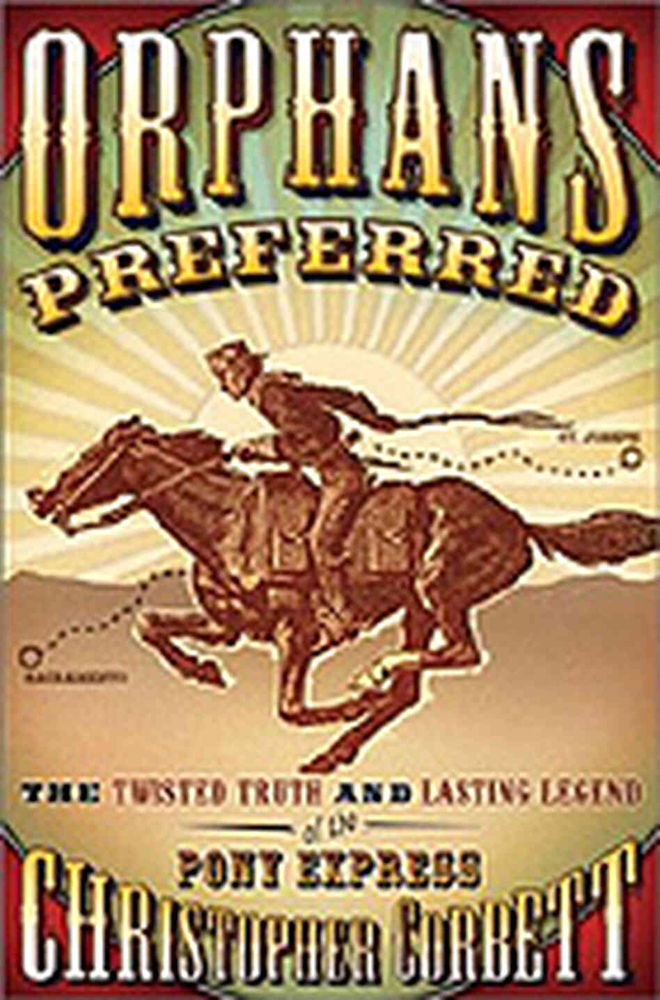 the pony express the legend of the american west An american legend sutter's mill in california and prior to the civil war there was a need for swifter mail service between the east and west the pony express.
