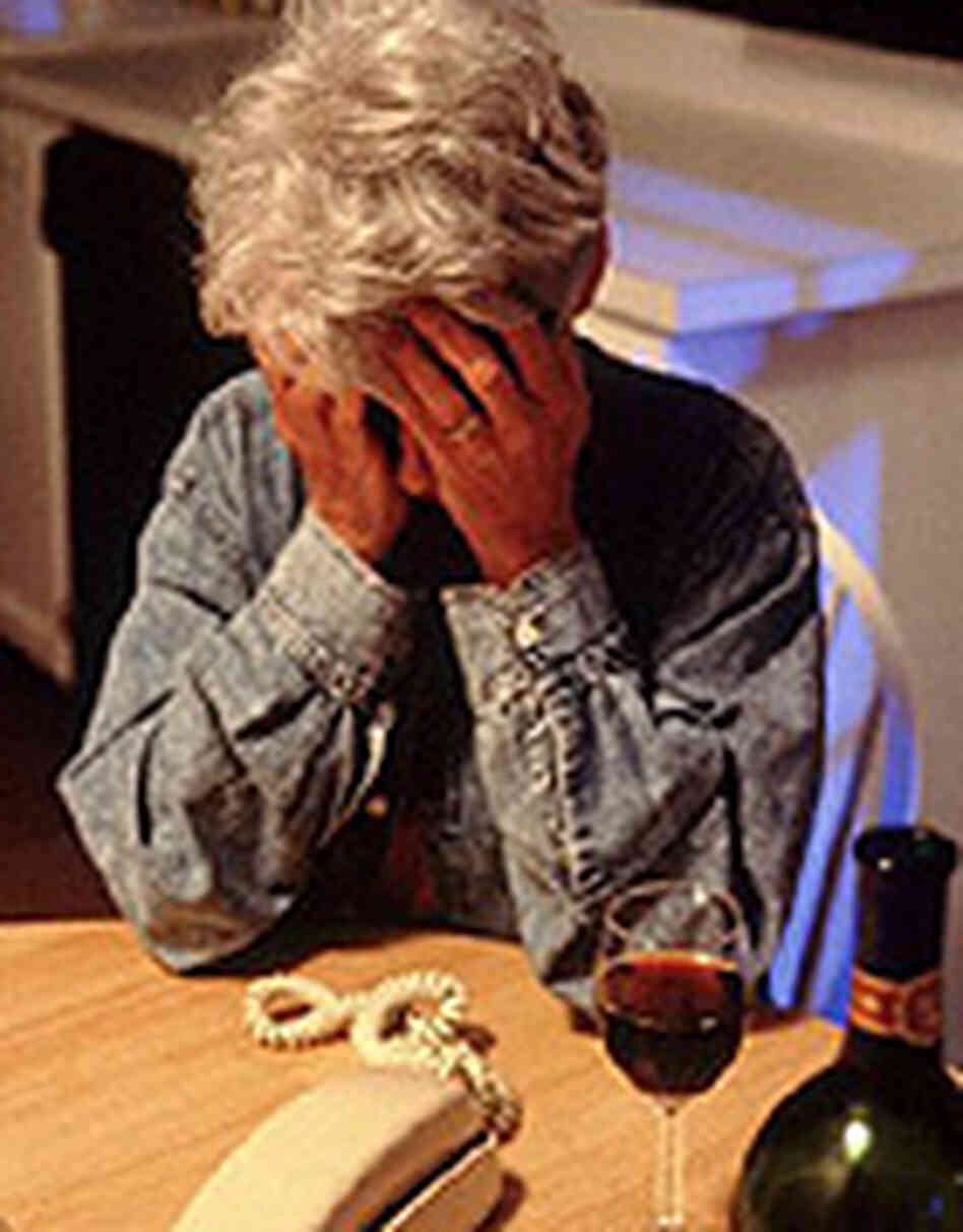Alcohol abuse among the elderly