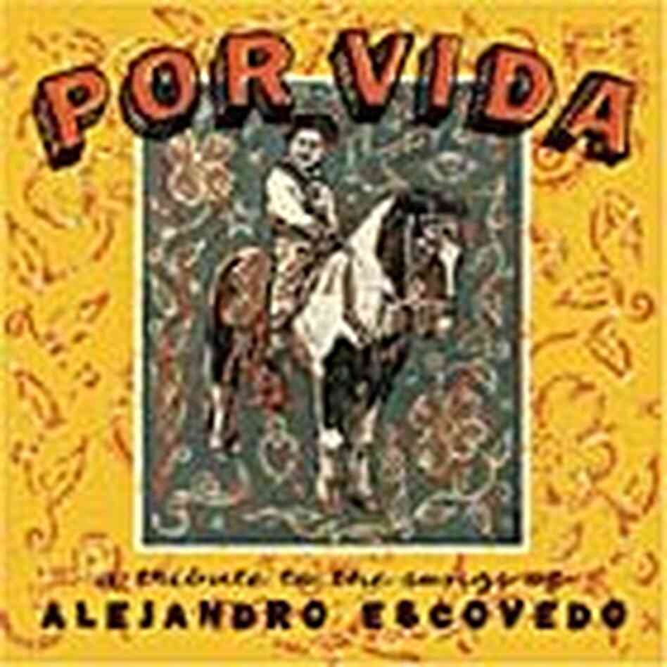 CD cover of 'Por Vida'