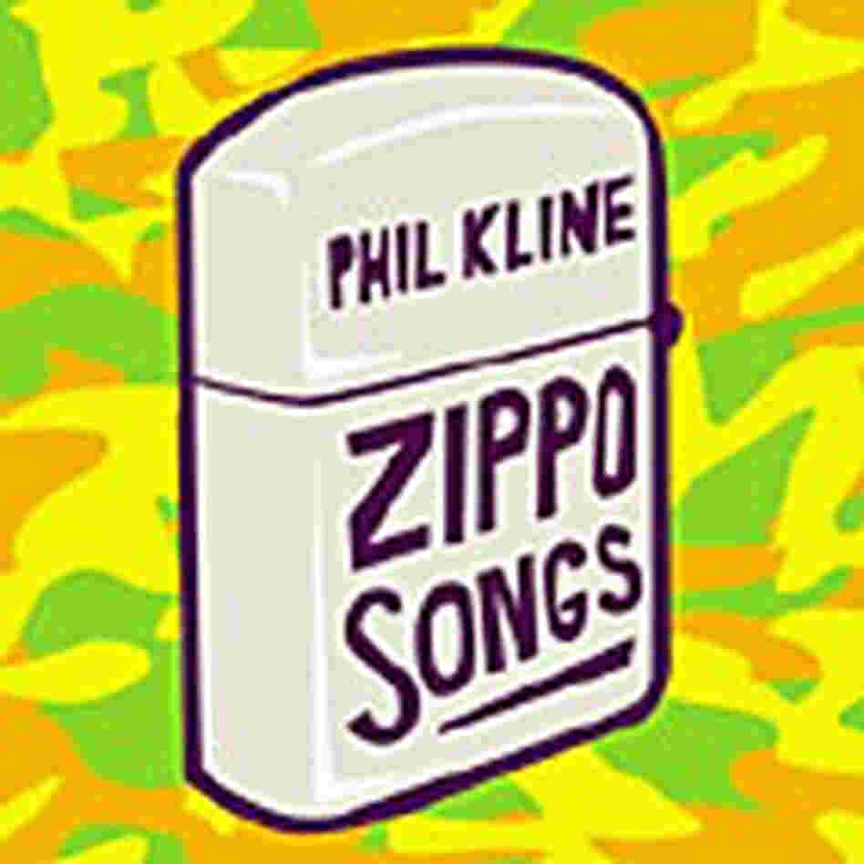 CD cover of 'Zippo Songs'