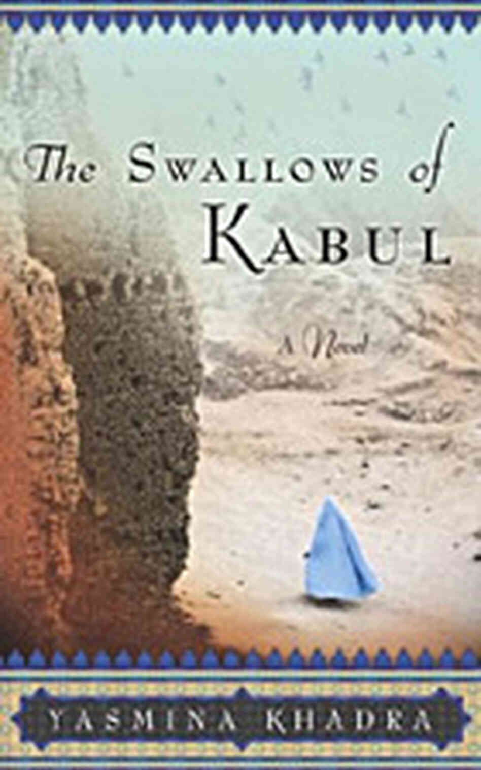 Cover of 'The Swallows of Kabul'