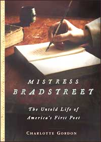 Cover of Charlotte Gordon's Mistress Bradstreet