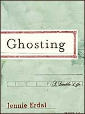 The cover of 'Ghosting'
