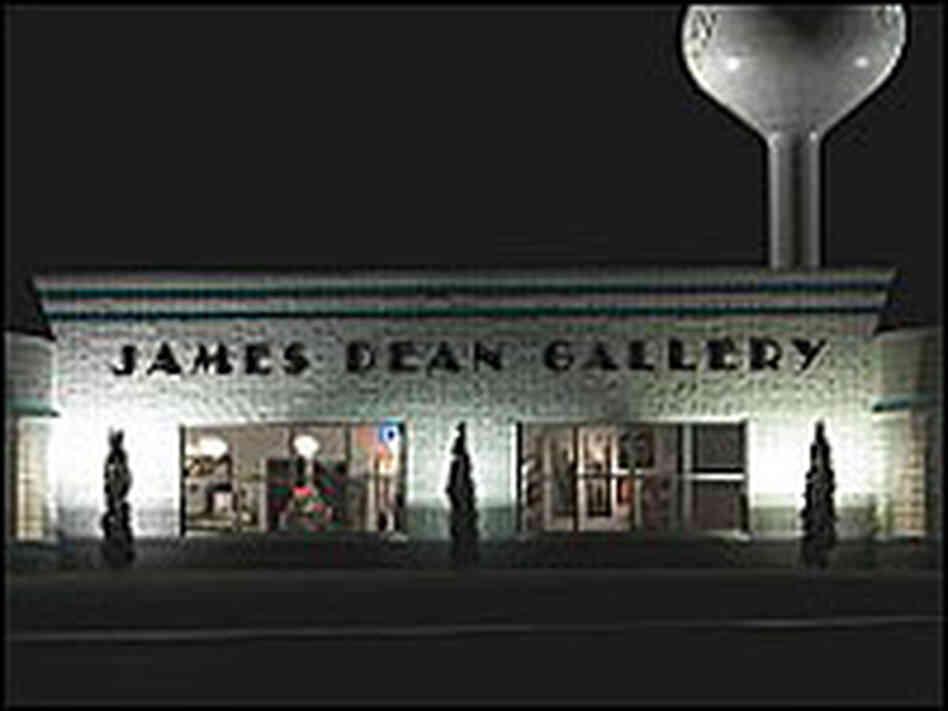 Tell City Indiana >> James Dean Museum Closing in Indiana Town : NPR