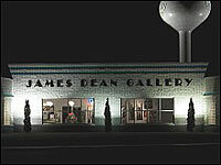 James Dean Museum Closing in Indiana Town : NPR