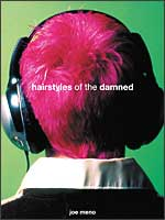 Detail from the cover of 'Hairstyles of the Damned.'