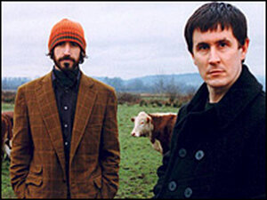 John Darnielle and Peter Hughes
