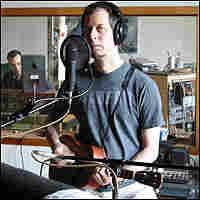 Steven Swartz at Vibromonk studio